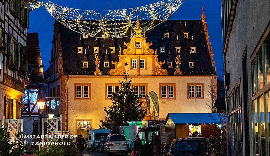 3. Advent in Umstadt